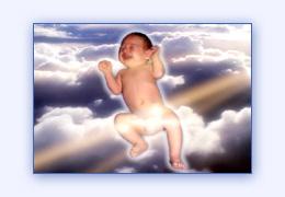 Детские фотографии фотофильм ко дню рождения